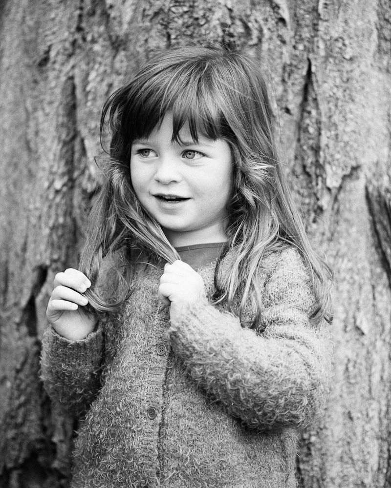 PORTRAIT AGAINST TREE NORWICH