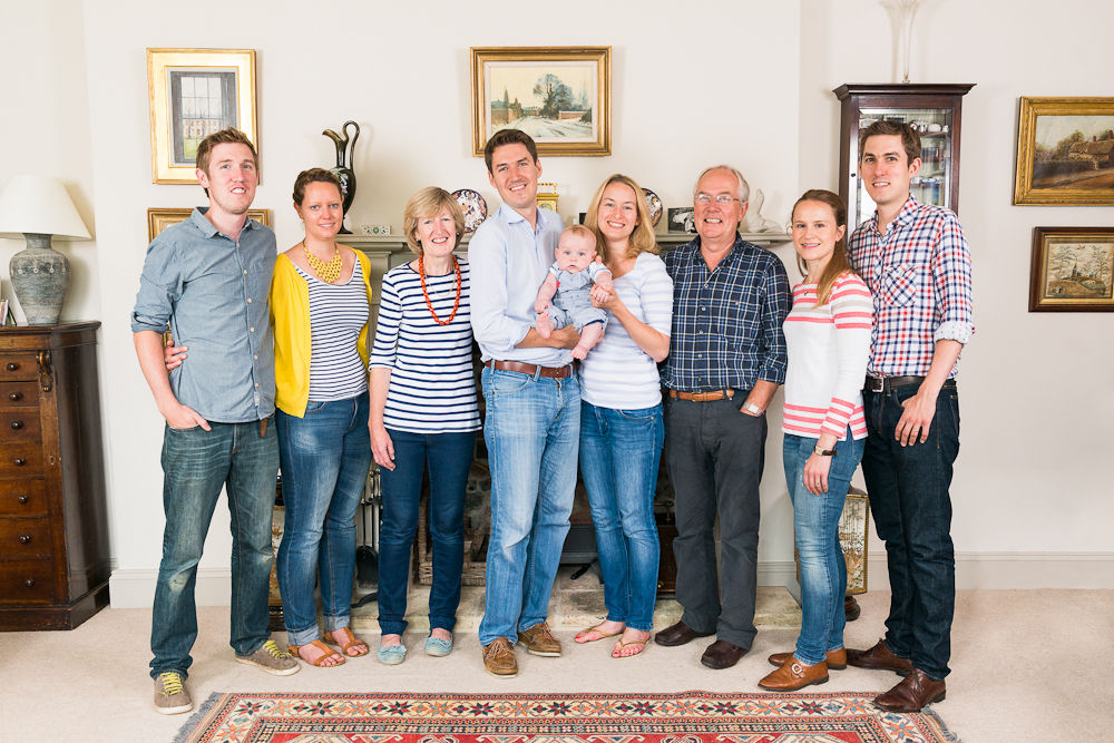 FAMILY PHOTOGRAPH NORWICH