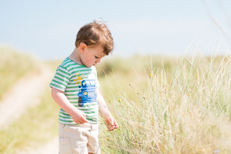 EXPLORING THE SAND DUNES