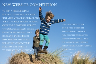 NORWICH PORTRAIT PHOTOGRAPHY COMPETITION