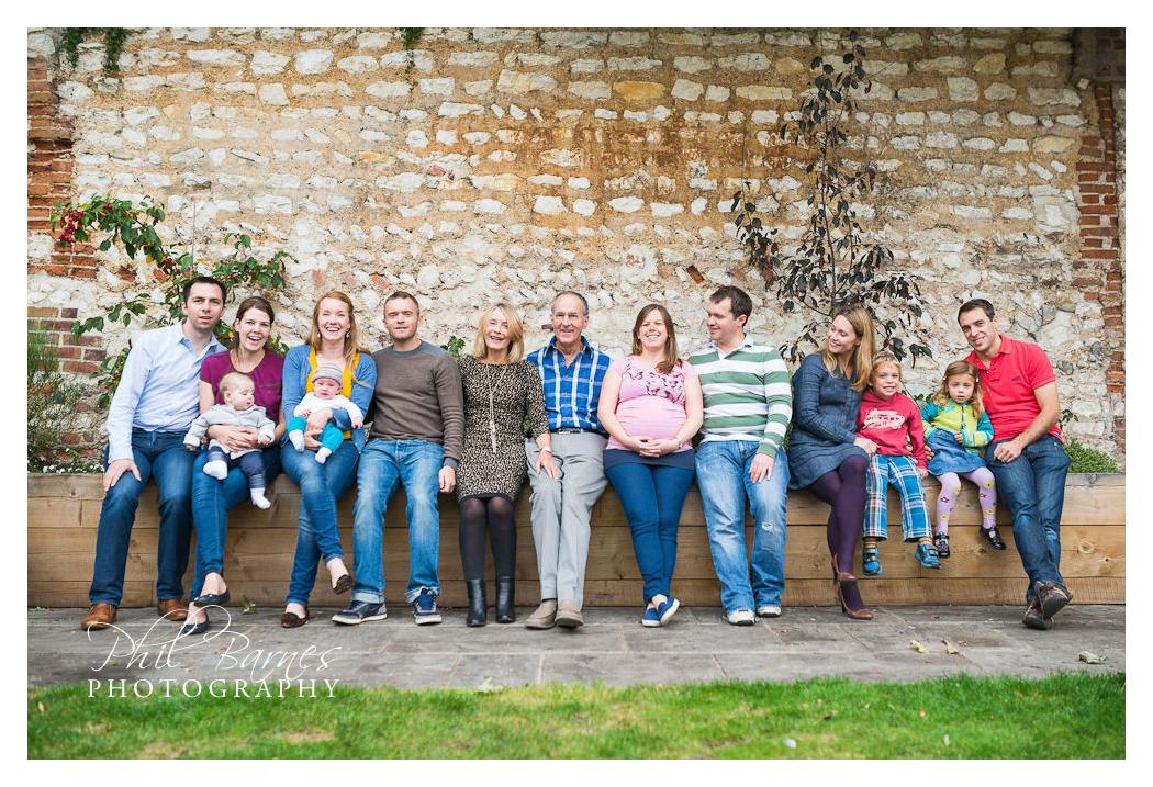 FAMILY PORTRAIT THE HOSTE BURNHAM MARKET