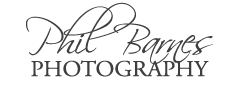 phil barnes photographer logo
